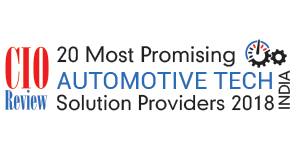 20 Most Promising Automotive Tech Solution Providers 2018