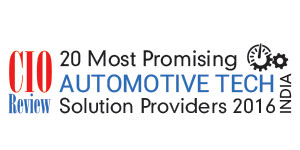 20 Most Promising Automotive Solution Providers - 2016