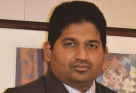 Sri Adusumilli, VP & CIO, IT, Centric Parts StopTech Qualis